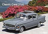 Classic Cars 2018 - Oldtimer Kalender, Autokalender - 42 x 29,7 cm