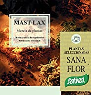 Mast Lax Sanaflor masticable de Santiveri (75 gr): Complemento alimenticio a base de plantas para masticar par