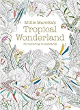 Millie Marotta's Tropical Wonderland Postcard Box: 50 Beautiful Cards for Colouring in (Postcards) (Colouring Books)