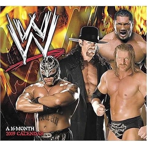 WWE Superstars 2009 Calendar