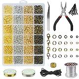 Kit Creazione Gioielli Kit di Attrezzi Riparazione Gioielleria Set di…