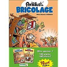 PACK LES FONDUS DU BRICOLAGE + BROCANTE