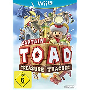 Captain Toad: Treasure Tracker Standard Edition – [Wii U]