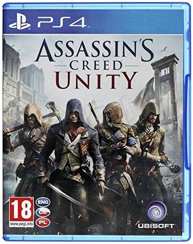 Ubisoft Assassin's Creed Unity, PS4 Basic PlayStation 4 videogioco