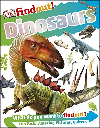 DKfindout! Dinosaurs (English Edition) PDF Books