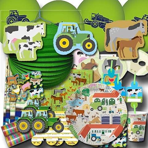 Bauernhof Kindergeburtstag XXL
