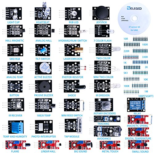 elegoo-37-in-1-sensor-module-kit-with-english-tutorial-for-arduino-uno-raspberry-pi-mega-nano