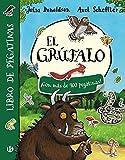 El grúfalo. Libro de pegatinas (Castellano - A Partir De 3 Años - Personajes - El Grúfalo)