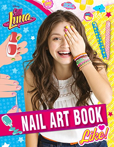 Luna- NAIL ART BOOK