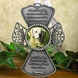 Banberry Designs Memorial Hund–Pet Weihnachten Ornament Ornament für Den Verlust von A Dog–Hund Erinnerung Spruch