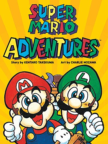 Super Mario Adventure por Kentaro Takekuma