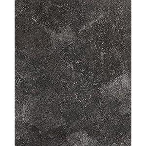 alkor DecoDesign F3800057 Selbstklebefolie, Folienmaß 45 x 200 cm, Dicke 0,11 mm, grau