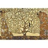 The Tree Of Life, Stoclet Frieze (1909) Gustav Klimt Art 91.5x61cm Poster