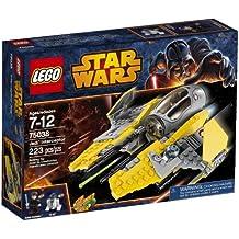 LEGO Star Wars 75038 Jedi Interceptor by LEGO [Toy] (English Manual)