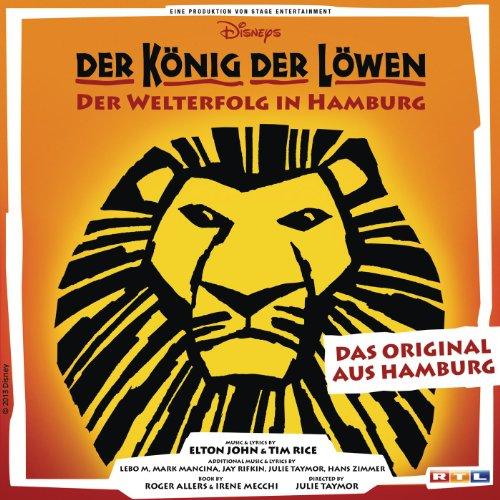 Der König der Löwen (Dt. Version) (Der König Löwen)