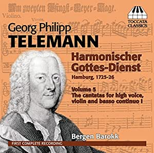 Harmonischer Gottes-Dienst (Volume 5)