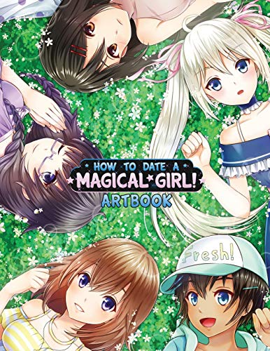 How To Date A Magical Girl! Artbook