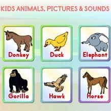 Enfants Animaux Images et sons
