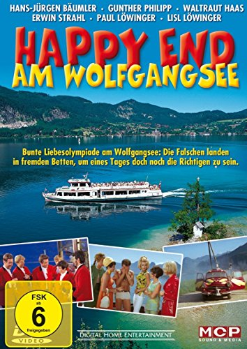 Happy End am Wolfgangsee