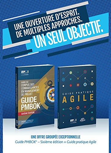 Guide PMBOK + Guide pratique Agile par Project Management Institute