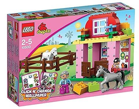 LEGO DUPLO LEGOville-thème Ferme - 10500 - Jeu De Construction - L