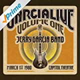 GarciaLive Volume One: March 1, 1980 Capitol Theatre