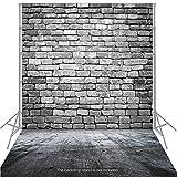 Andoer Toile de fond non tissée pour studio photo Vert 1,6 x 3 m (#8)