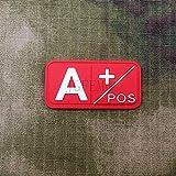 Sconosciuto Generic Rot + Lichtblut Typ A / + POS-3D Patch PB980