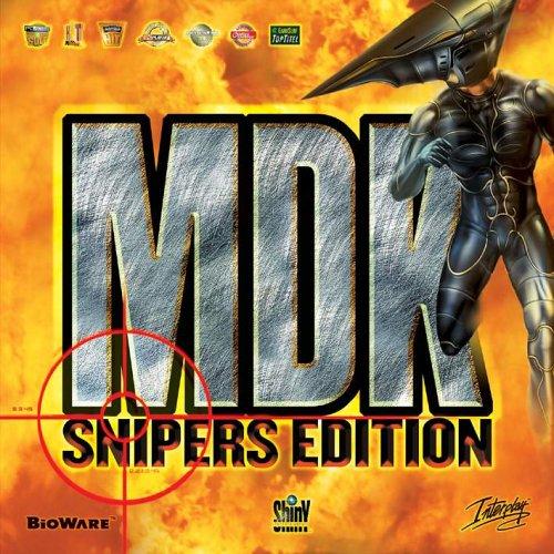 MDK - Snipers Edition (Maske Helden Super Mit)