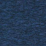 Fabulous Fabrics Strickstoff Cloqué Struktur Melange –