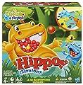Hasbro - Jeu de Société - Hippos Gloutons