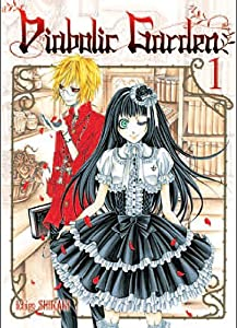 Diabolic Garden Edition simple Tome 1