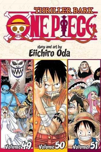 One Piece (Omnibus Edition) Volume 17: 49-51 por Eiichiro Oda