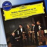 Brahms: Piano Quintet Op. 34 (DG The Originals)