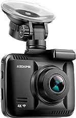 Autokamera Dashcam Wifi GPS 2160P 4K Ultra HD Video Recorder GS63H
