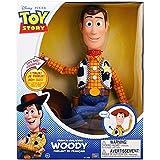 Disney Pixar Toy Story FRENCH-Speaking Woody