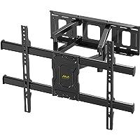 Support Murale TV Inclinable Orientable - pour écrans 37-70 Pouces LED LCD Plasma et courbé Support TV,VESA 200x100mm…
