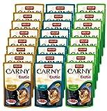 Animonda Katzenfutter Carny Exotic Mix 1 aus 3 Varietäten, 24 er Pack (24 x 85 g)
