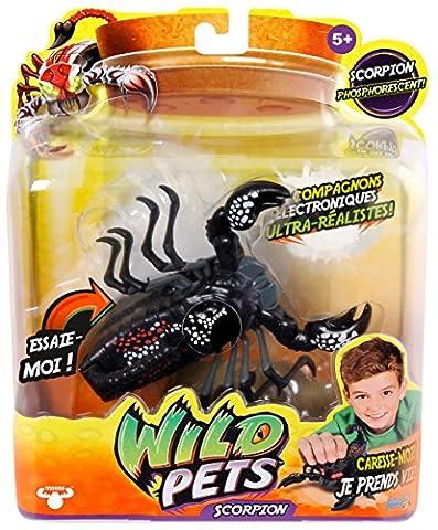 Kanaï Kids - KK290041 - Scorpion Venin Interactif - Wild Pets - Capteurs Sensitifs