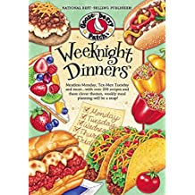 Weeknight Dinners: Meatless Monday, Tex-Mex Tuesday and more...with over 250 recipes and these clever themes, weekly meal planning will be a snap! (Everyday Cookbook Collection)