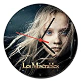 Les Miserables Isabelle Allen Wall Clock 20cm
