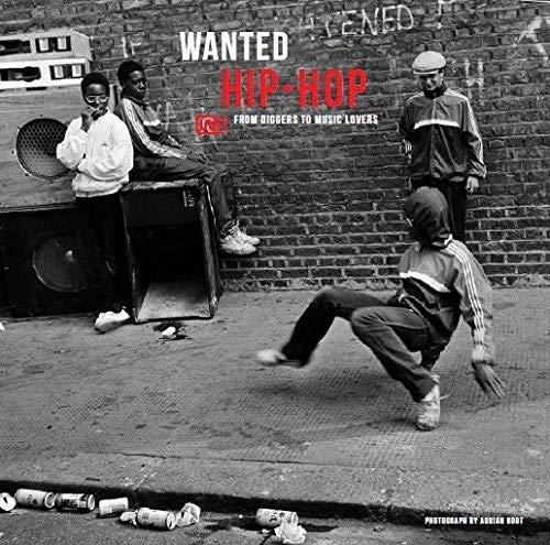 Wanted Hip-Hop [Vinyl LP]