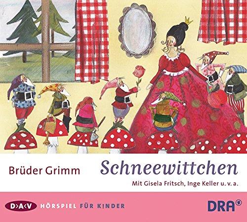 Schneewittchen (Gebr. Grimm) Rundfunk der DDR 1960 / DAV 2016