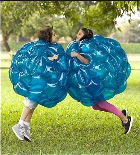 Yaekoo-914-cm-diam-09-m-corpo-Bubble-Ball-sumo-bumper-Ball-gonfiabile-resistente-in-PVC-resistente-vinile-per-bambini-adulti-Outdoor-Play-Ball-Games-2-confezione