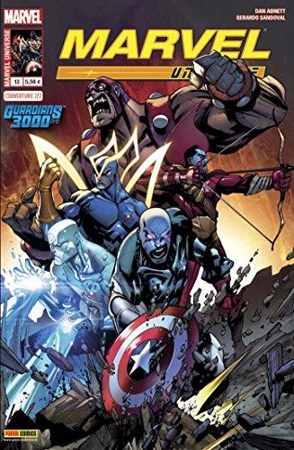 Marvel Universe 2013 13 2/2 : Guardians 3000 Rafa Sandoval