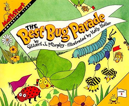 The Best Bug Parade (MathStart 1) por Stuart J. Murphy