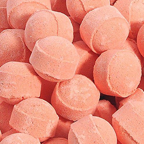 Sachet de 15 minis boules de bain effervescentes - Mangue