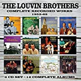 Songtexte von The Louvin Brothers - Complete Recorded Works: 1952-1962
