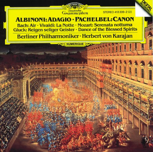 ... Albinoni: Adagio in G minor / .