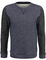 Selected blauen Pullover